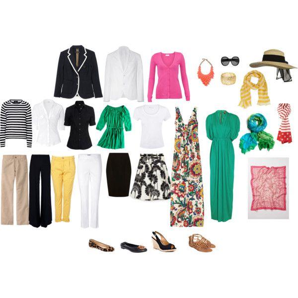 1000+ Ideas About Beach Vacation Wardrobe On Pinterest