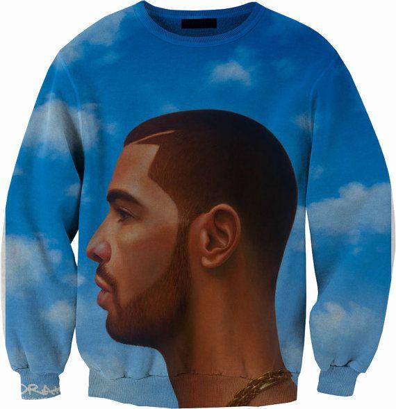 Drake Crewneck August 2017