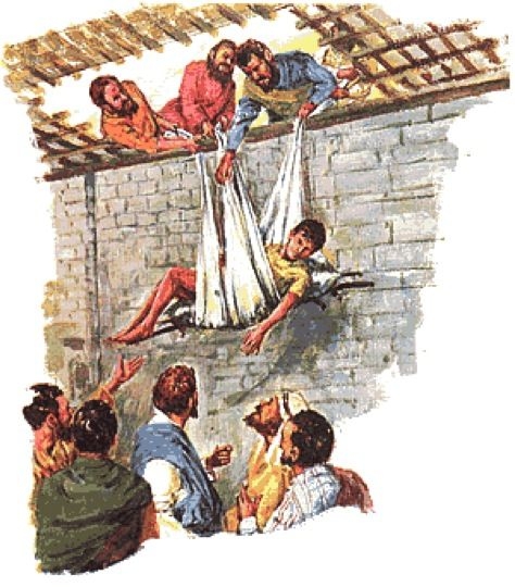 The most significant aspect of jesus healing the paralyzed for Jesus heals paralyzed man craft