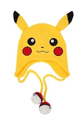 2nd Grade Students: i think my 7 yr old and i might fight over this pikachu hat