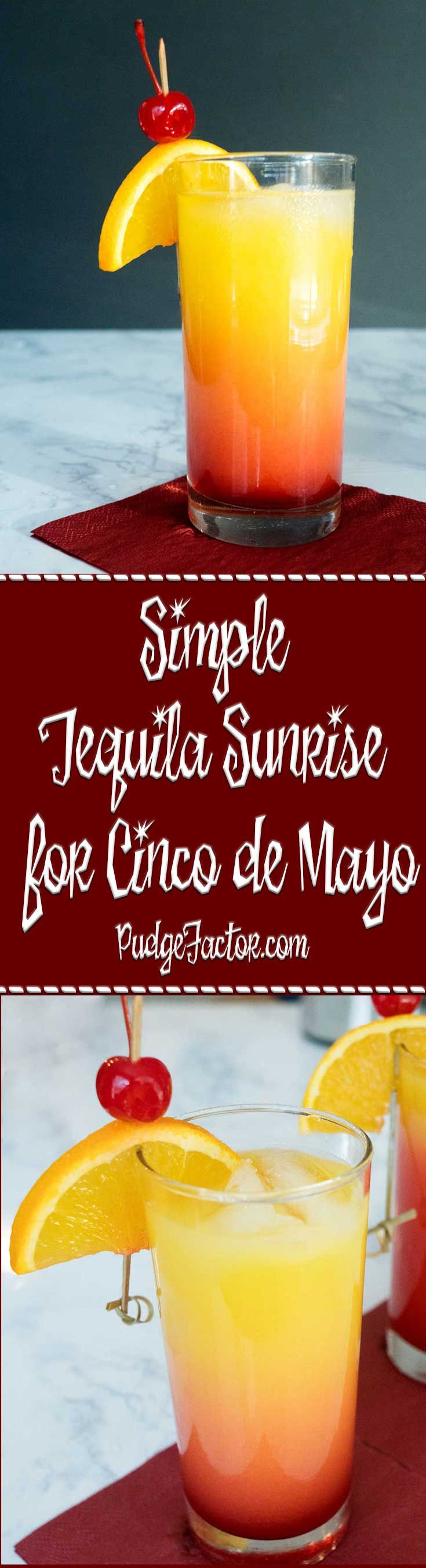 Best 25+ Tequila sunrise drink ideas on Pinterest