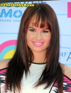 you go Debby Ryan who? Let me give you some background info, she ...