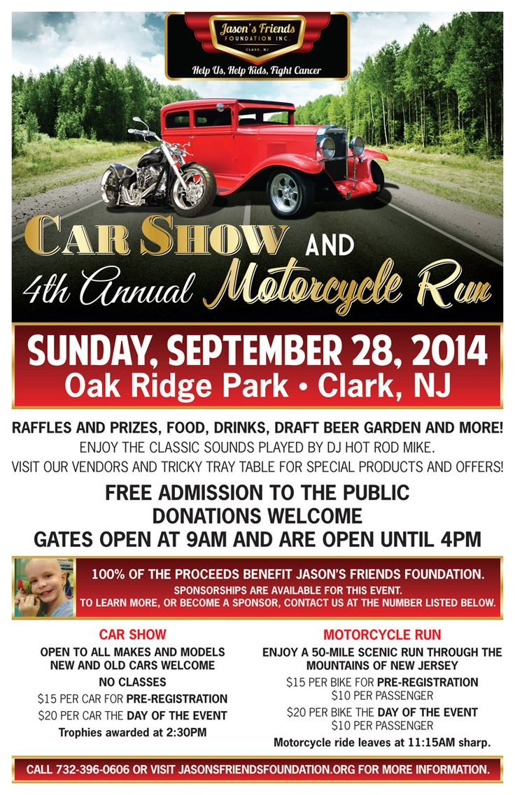 335 best Car Show Flyers images on Pinterest | Flyers, Leaflets and ...