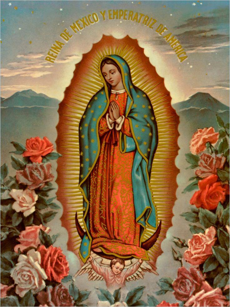 17 Best Images About Virgen De Guadalupe On Pinterest