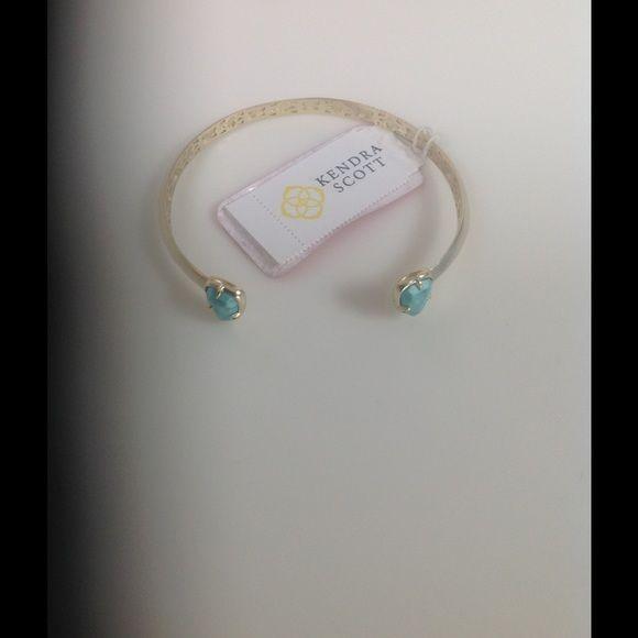 Kendra Scott Bracelet Nice Kendra Scott bracelet. Does not come with duster. Kendra Scott Jewelry Bracelets