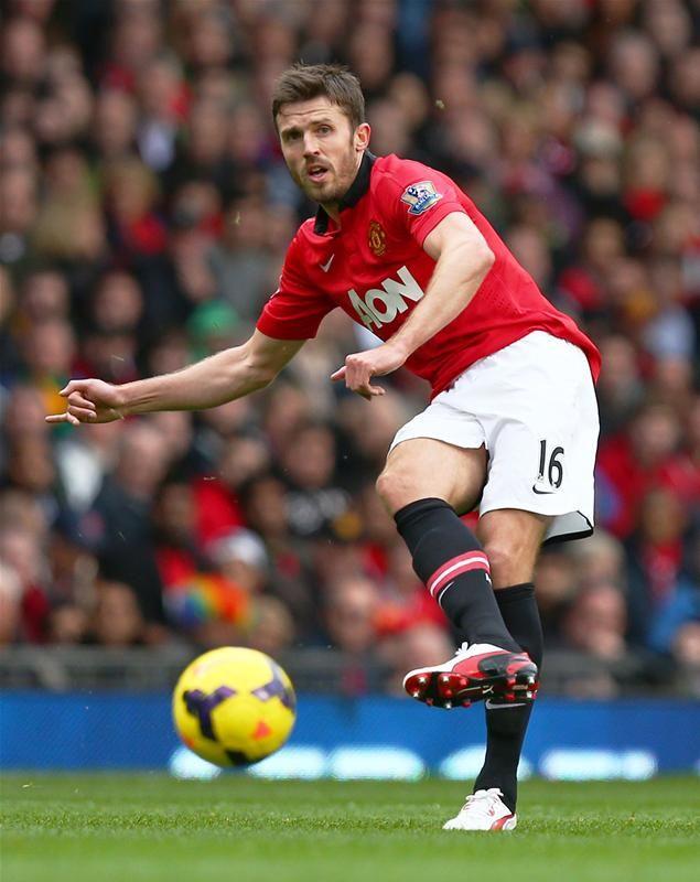 How much will Man Utd miss Michael Carrick?