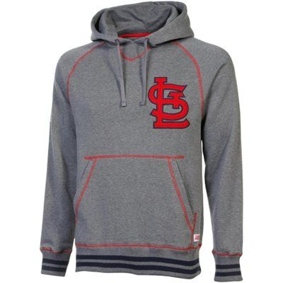 St. Louis Cardinals Brush Pullover Hoodie
