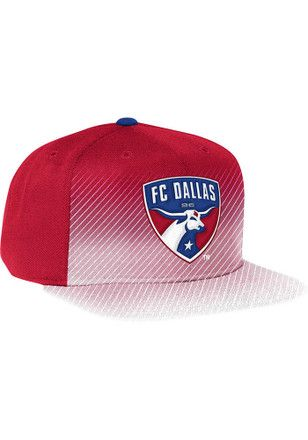 Adidas FC Red Player Snapback Hat