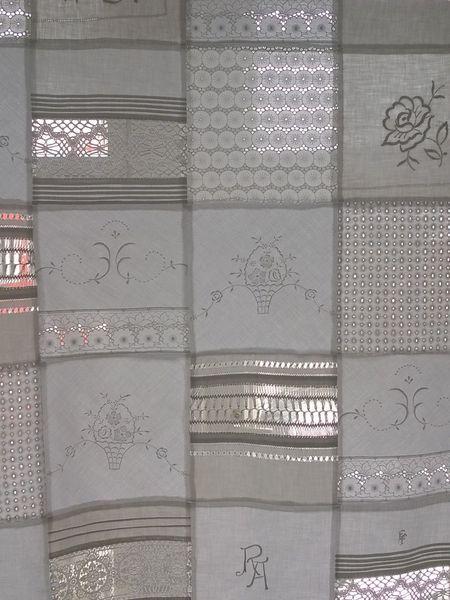 13 besten weissquilt bilder auf pinterest gardinen for Retro gardinen