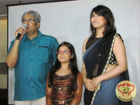Upcoming Bengali Film Parobash First Look Launched; Film Based out of NRI's in the Gulf Region  Read more: http://sholoanabangaliana.in/blog/2016/05/12/upcoming-bengali-film-parobash-first-look-launched-film-based-out-of-nris-in-the-gulf-region/#ixzz48SeVT3YG