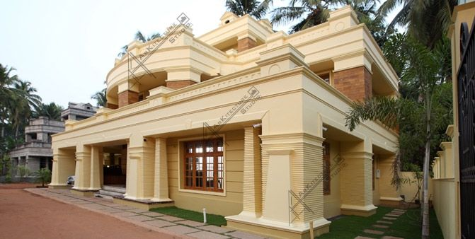 Colonial House Plans Homes Design In India Luxury Homes Colonial Style Homes Architecture Colonial House Plans Spanish Colonial Homes Colonial House