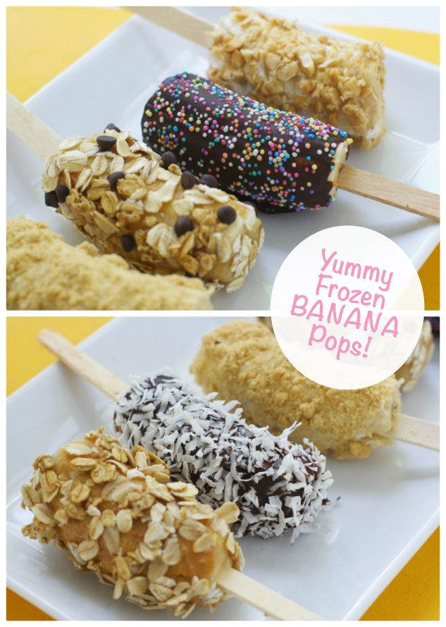 Our new favorite treats for cooling down on a hot summer day.