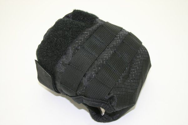 """An outer layer of Black Diamond Nylon Ripstop sewn to a waterproof polyurethane laminated polyester (PUL) inner layer. 1"""" Mil-Spec MOLLE webbing! Tag Free labels to protect baby's delicate skin. All materials used in our Cloth Diapers are manufactured in the U.S.A. Unique Cloth Diapers for Newborns picture or matching Family pictures! Special features of our Diaper Covers: Best adjustable fastener design on the market. Our overlap closures ensure a custom fit on any baby. Certified M..."""