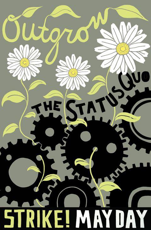 Outgrow the Status Quo - Nina Montenegro