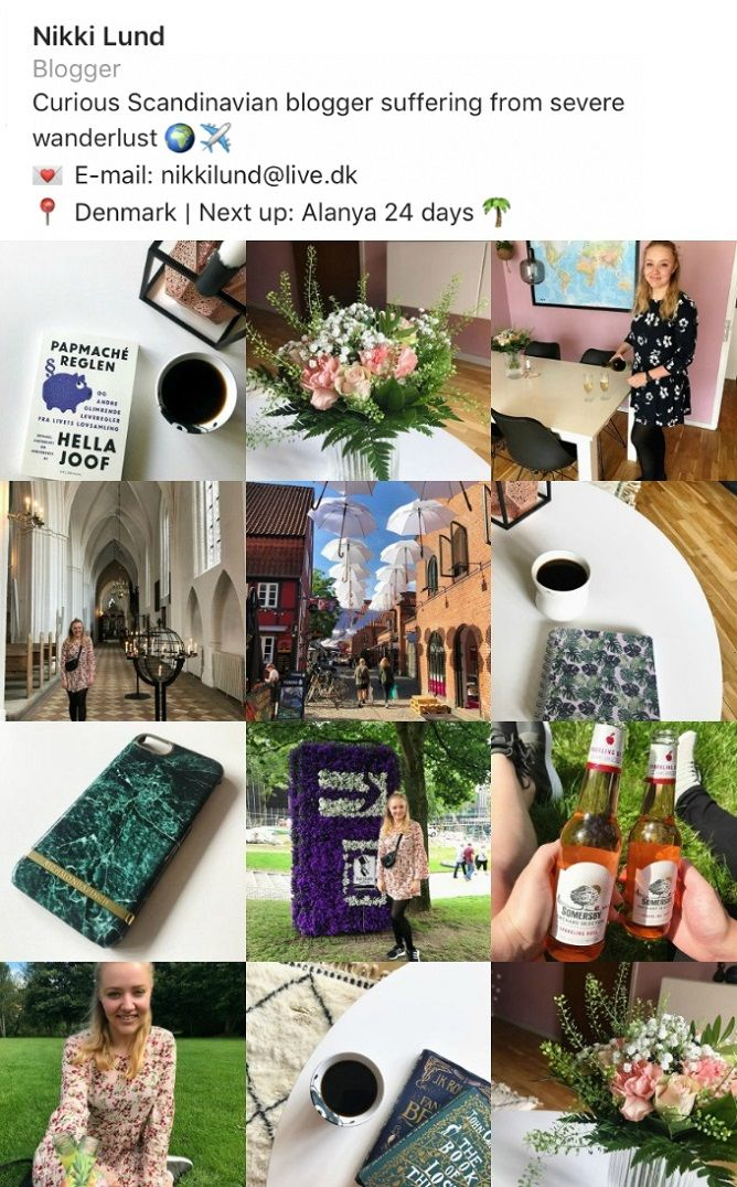 My colorful and vivid instagram moments