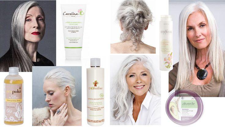 Les cheveux de Mini: Comment bien entretenir ses cheveux blancs : la routine idéale.