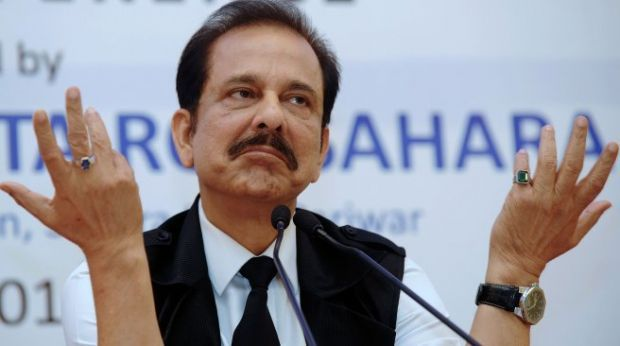 Facing tough times in its attempt to get its Chief Subrata Roy out of jail, Sahara Group on Tuesday landed in a soup again as the Supreme Court asked it to