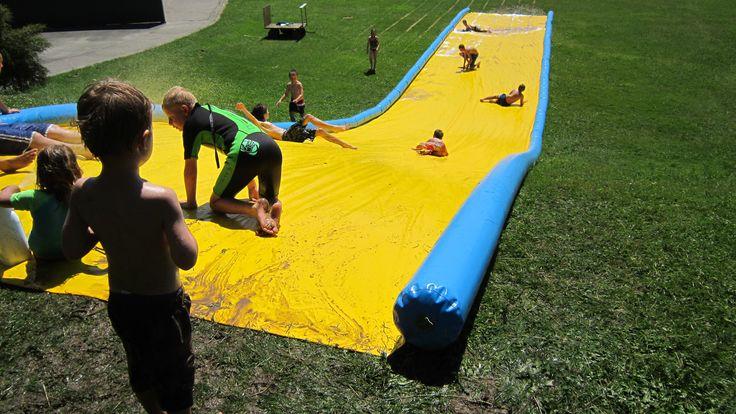 Slippery Slide 20m (65ft)
