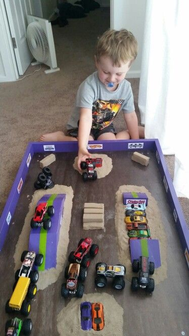 Max's Monster Jam Arena