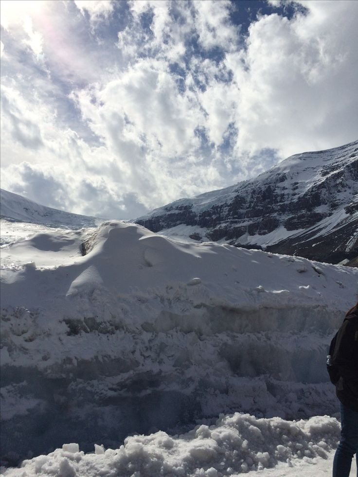 Ice Explorer - Icefield Parkway, Canadian Rocky Mountains