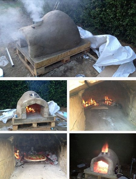 How to Make an Outdoor Pizza OvenClick to check a cool blog!Source for the post: Click
