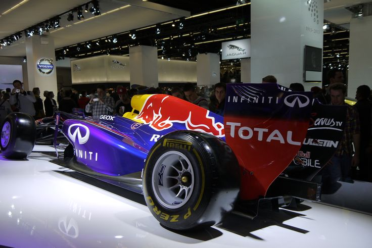 Red-Bull F1