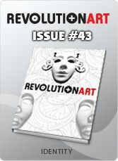 Download REVOLUTIONART international magazine - Issue 43 - Identity