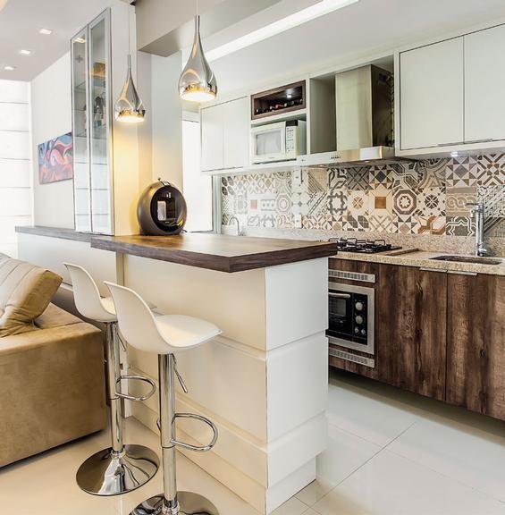 Apê de 66 m²: compacto, charmoso... e vestido para arrasar