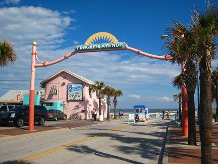 Gold Rock Campground New Smyrna Beach Florida
