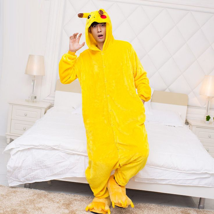 pijama de pikachu hombre - Buscar con Google