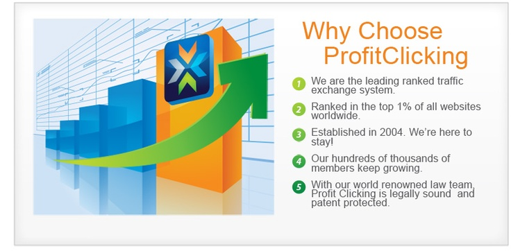 Why Choose Profit Clicking? http://www.profitclicking.com/?r=danielb=opp