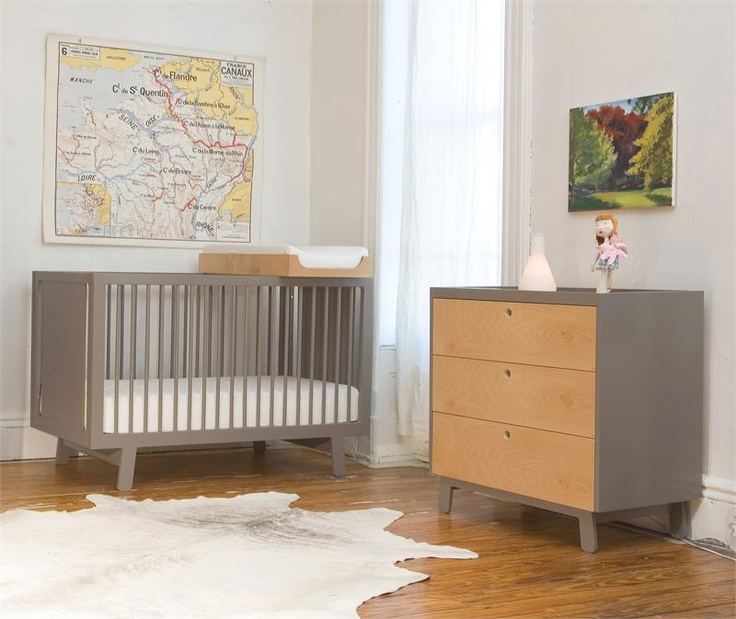 19 best Modern Cribs images on Pinterest | Baby ideas, Child bed and ...