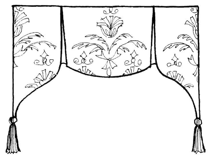Valances | Window Treatments, Bedding Products, Custom Draperies