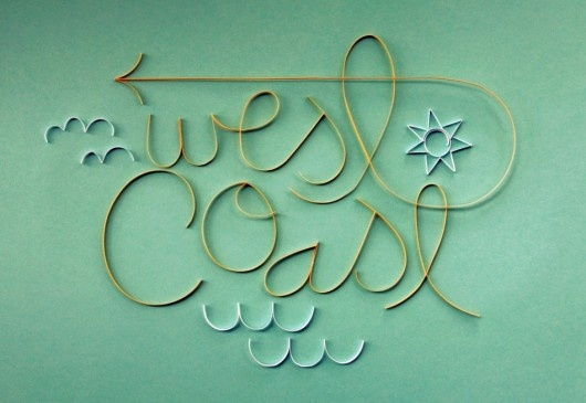 cPaper Quilling, Wall Art, East Coast, Brent Couchman, West Coast, Cut Paper, Brentcouchman, Westcoast, Design