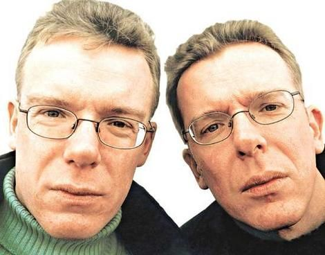 The Proclaimers played at The Urban Lounge a couple of years ago, a great show in a small venue and they hung around after to sign albums.