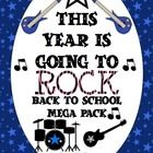Get ready for a to rock this year! This 98 page file will help you with all aspects of starting your school year. It contains printable rock themed...