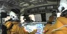 DJR-71@SPACE SHUTTLE COLUMBIA DISASTER & CONSPIRACY (JAN. 16, 2003) STS-107 / by Drew Rossetti