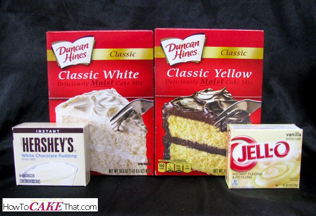 How To Make Your Own Cake Mixes