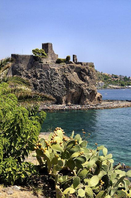 Aci Castello, #Sicily, Italy www.auroraviaggi.com