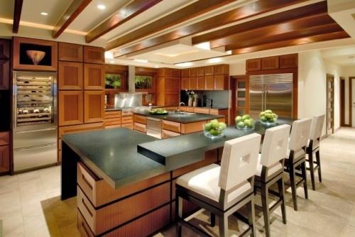 Black Kitchens Images