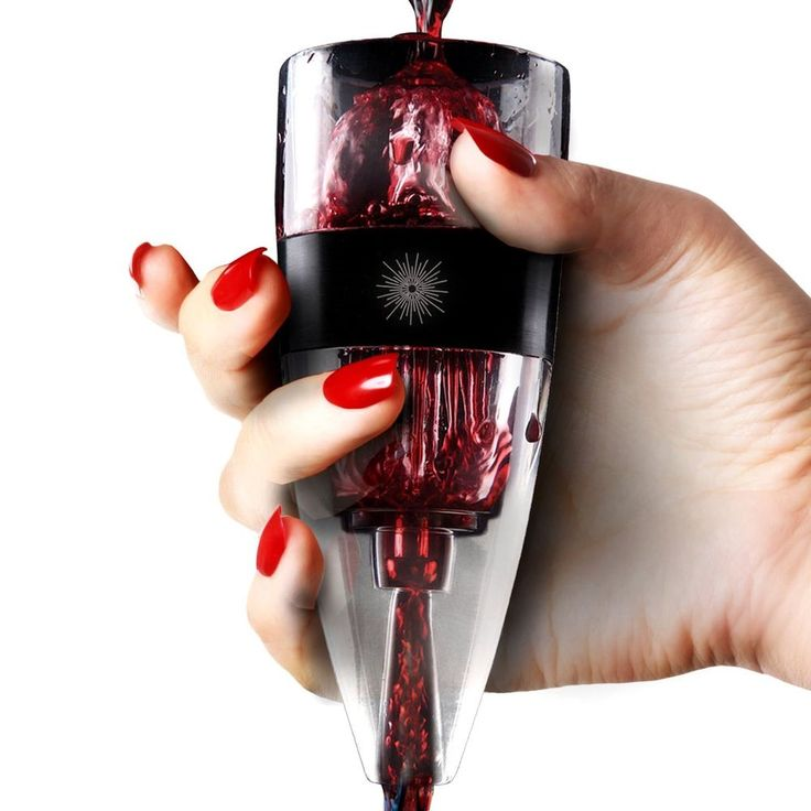 Excellent Wine Aerator - Amazing For Wine Lovers - Extraordinary - Perfect Gift