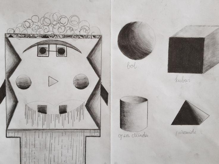 Door Jené, klas 1