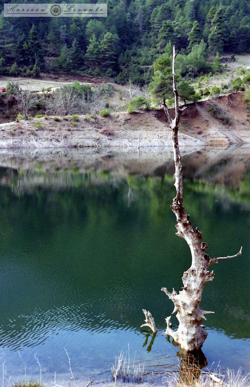 The Tsivlou lake by george tzaninis