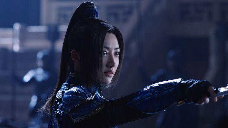 The Great Wall, Commander Lin Mei, 4K, 2016, actress, Tian Jing