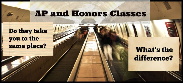 college honors classes
