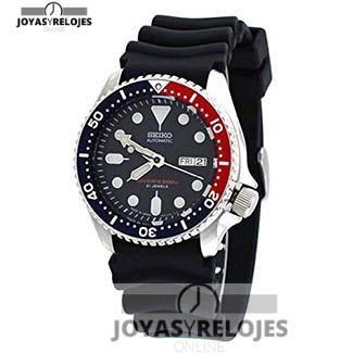 ⬆️😍✅ Seiko Automático Divers SKX009J1 😍⬆️✅ Increíble Modelo perteneciente a la Colección de RELOJES SEIKO ➡️ PRECIO 325 € Disponible en 😍 https://www.joyasyrelojesonline.es/producto/seiko-caballeros-automatico-divers-skx009j1-reloj-de-acero-inoxidable-fecha-de-caso-hecho-en-japon/ 😍 ¡¡Ofertas Limitadas!! #Relojes #RelojesSeiko #Seiko