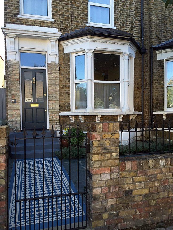 Astonishing Victorian Terrace Front Door Colours Gallery - Plan 3D ...