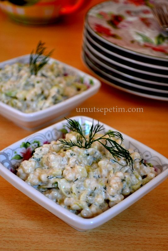salata tarifleri,kuskus salatası tarifi,kolay salata tarifleri