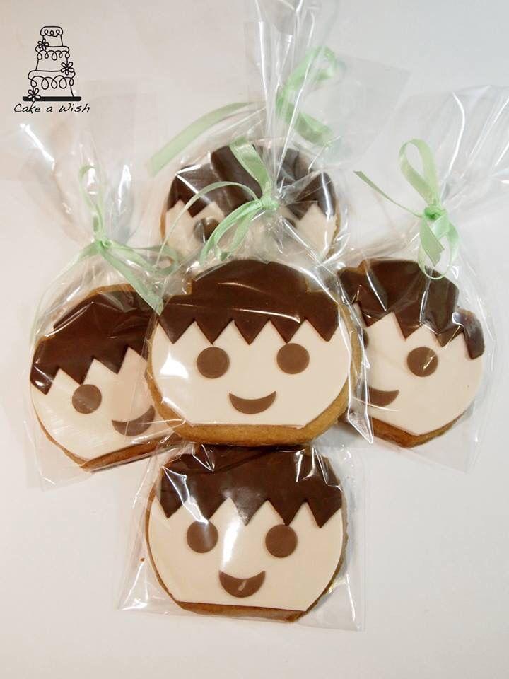 Playmobil cookies