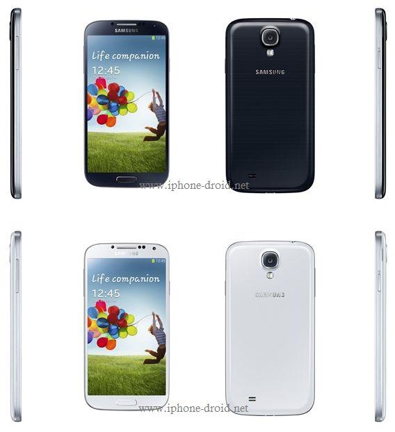 สรุปสเปค Samsung Galaxy S 4 อย่างเป็นทางการ